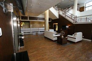 Lobby - Holiday Inn Clinton