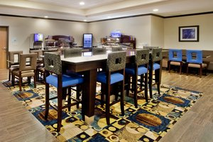 Restaurant - Holiday Inn Express Hotel & Suites Lake Lanier Buford