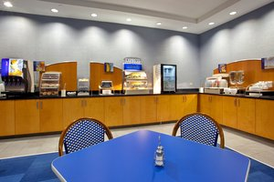 Restaurant - Holiday Inn Express Hotel & Suites Norfolk