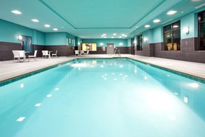 Pool - Holiday Inn Express Hotel & Suites Norfolk