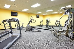 Fitness/ Exercise Room - Holiday Inn Express Hotel & Suites Norfolk