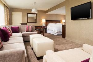 Suite - Sheraton Hotel Rocky Hill