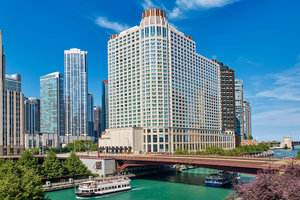 Exterior view - Sheraton Grand Hotel Chicago