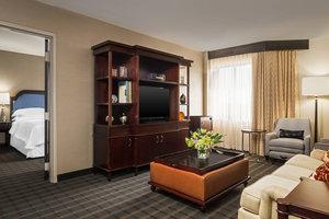 Suite - Sheraton Hotel Airport Charlotte