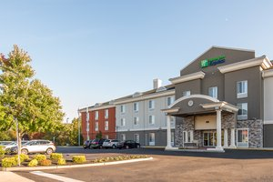 Exterior view - Holiday Inn Express Hotel & Suites Mt Laurel