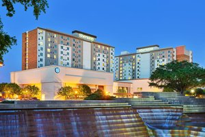 Exterior view - Sheraton Fort Worth Hotel & Spa