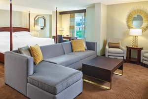 Suite - Sheraton Fort Worth Hotel & Spa