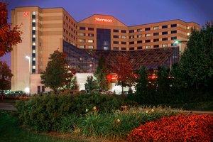 Exterior view - Sheraton Hotel Detroit Airport Romulus