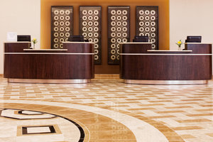 Lobby - Sheraton Hotel Detroit Airport Romulus