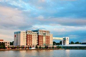 Exterior view - Sheraton Bayfront Hotel Erie