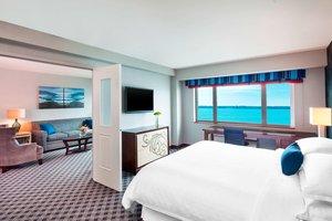 Suite - Sheraton Bayfront Hotel Erie