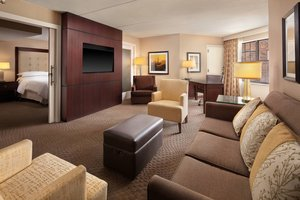 Suite - Sheraton Hotel Parsippany