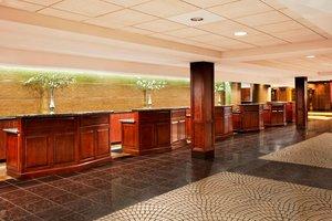 Lobby - Sheraton Four Seasons Hotel Greensboro