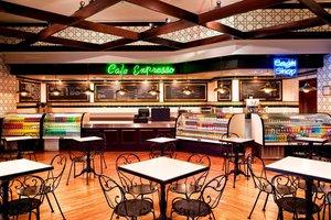 Restaurant - Sheraton Four Seasons Hotel Greensboro