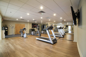 Fitness/ Exercise Room - Holiday Inn Westbank Espressway Gretna