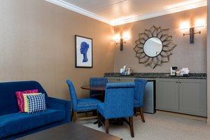 Suite - Sheraton Hotel Tarrytown