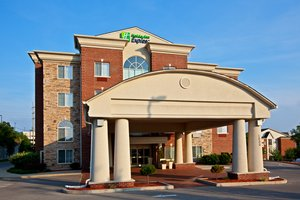 Exterior view - Holiday Inn Express Hotel & Suites Downtown Lexington