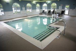 Pool - Holiday Inn Express Hotel & Suites Downtown Lexington