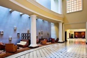 Lobby - Sheraton Suites Indianapolis