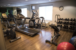 Fitness/ Exercise Room - Holiday Inn Express Hotel & Suites Downtown Lexington