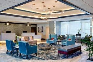 Lobby - Sheraton Hotel Brookfield