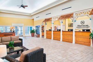 Lobby - Sheraton Hotel Broadway Plantation Myrtle Beach