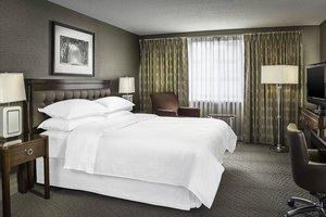 Room - Sheraton Hotel Oklahoma City