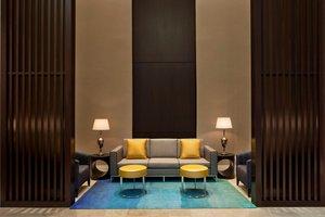 Lobby - Sheraton Waterside Hotel Norfolk
