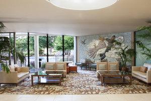 Lobby - Sheraton Chapel Hill Hotel