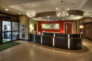 Lobby - Holiday Inn Philadelphia Bensalem