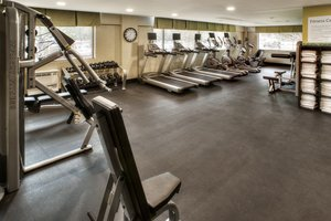 Fitness/ Exercise Room - Holiday Inn Philadelphia Bensalem