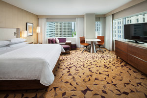 Room - Sheraton Grand Hotel Seattle