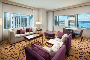 Suite - Sheraton Grand Hotel Seattle