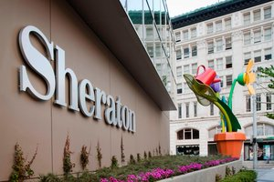 Exterior view - Sheraton Grand Hotel Seattle