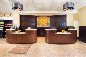 Lobby - Sheraton Hotel Reston