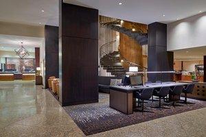 Lobby - Sheraton Hotel Ottawa