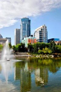 Exterior view - Sheraton Suites Eau Claire Calgary