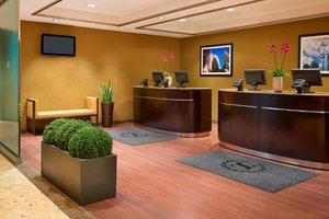 Lobby - Sheraton Hotel Centre Toronto