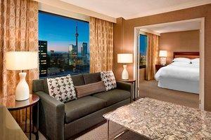 Suite - Sheraton Hotel Centre Toronto