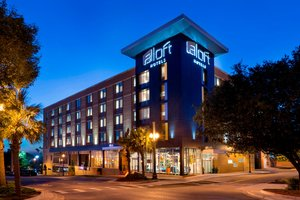 Exterior view - Aloft Hotel Downtown Columbia