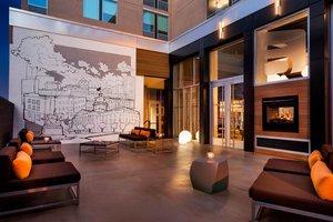 Restaurant - Aloft Hotel Downtown Columbia
