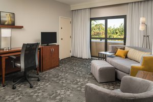 Suite - Courtyard by Marriott Hotel Miami Lakes
