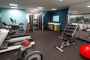 Fitness/ Exercise Room - Avid Hotel South Medical District Tulsa