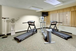 Fitness/ Exercise Room - Holiday Inn Liverpool