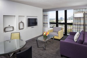 Suite - Crowne Plaza Hotel Midtown Atlanta