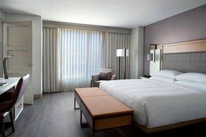 Suite - Marriott Hotel City Center Raleigh