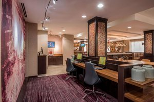 Conference Area - Courtyard by Marriott Hotel Downtown Tulsa