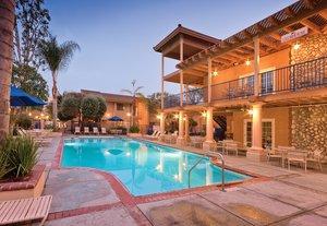 Pool - Dolphins Cove Resort Anaheim