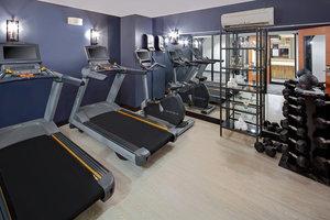 Fitness/ Exercise Room - Hotel Indigo Boston Garden