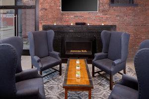 Lobby - Hotel Indigo Boston Garden